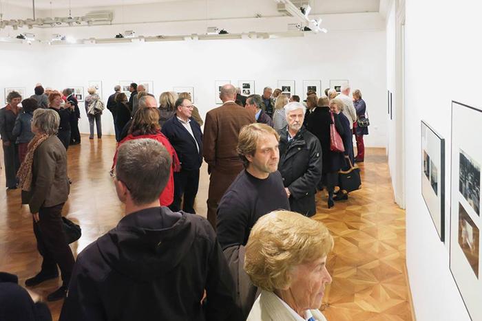 Last Witnesses exhibition at Loža Gallery, Koper, Slovenia